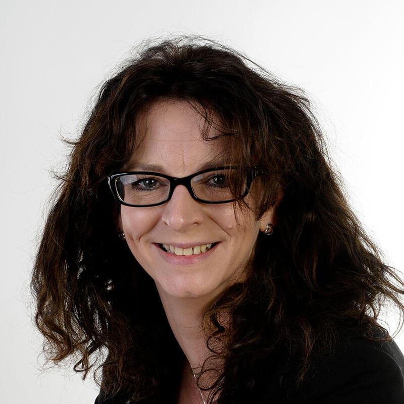 Sarah Champion - Head of Accounts